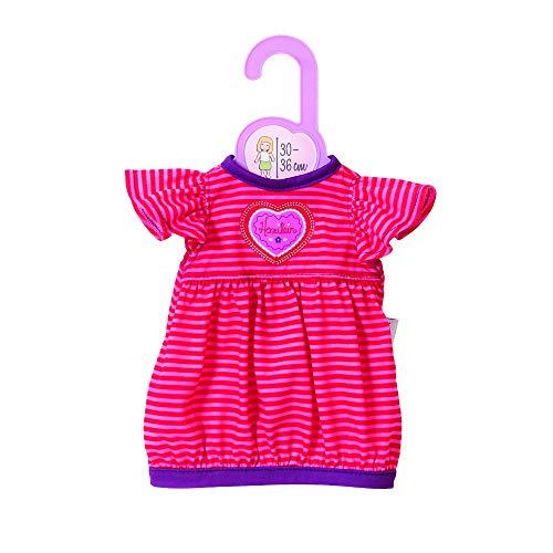 Zapf Creation 870099 Dolly Moda Schlafkleid, Puppenkleidung 30-36 cm