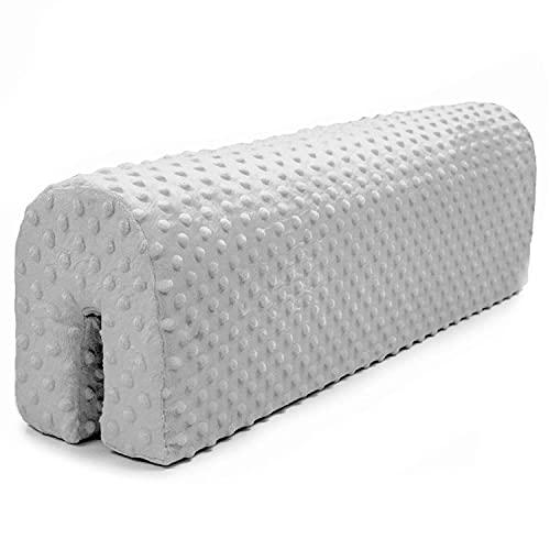 protector cuna barrera cama - protector cama anticaida, infantil protector pared cama niños