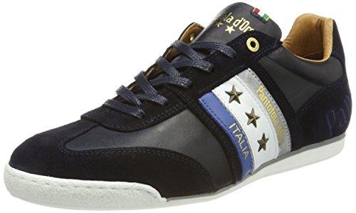 Pantofola d'Oro Herren Imola Uomo Low Sneaker, Blau (Dress Blues), 45 EU
