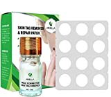 Ariella Mole and Skin Tag Remover and Repair Patch Set, Remove Moles and Skin Tag Easy At Home Use