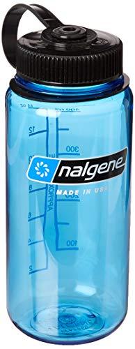Nalgene Weithalsflasche Everyday, blau, 0.5l