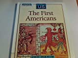 Hardcover The First Americans Prehistory 1600 Book