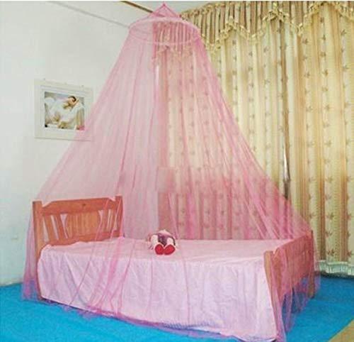 Aodump Moskitonetz Doppelbett Einzelbett Reise Mückennetz Bett Groß Moskitonetz Schützt vor Insekten und Mücken für Camping und Zuhause