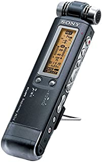 Sony ICDSX800.CE7 Digital Voice Recording with Superior Playback and 2 GB Memory