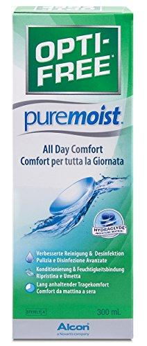 Opti-Free PureMoist Pflegemittel, Einzelflasche 300 ml