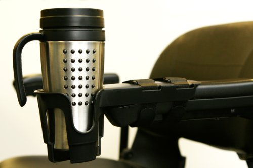 The'Nearly' Universal OH - Wheelchair Cup Holder