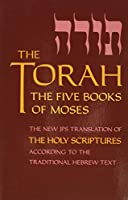 The Torah: The Five Books of Moses (Five Books of Moses (Pocket))