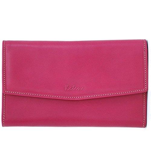 Katana - Funda de abono de transporte rosa Rose