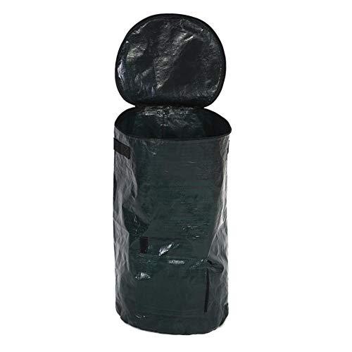 Affordable JIAJU Organic PE Compost Bag,Yard Waste Bag Composting Fruit Kitchen Waste Fermentation S...