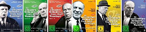 Franz Josef Wanninger Box 1 - 6 im Set (Die seltsamen Methoden - Folge 1 - 52 / Die unsterblichen Methoden - Folge 1 -36) - Deutsche Originalware [15 DVDs]