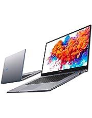 HONOR MagicBook 15 Laptop, 39cm (15,6 Zoll), Full HD IPS, 256 GB PCIe SSD, 8 GB RAM, AMD Ryzen 5 3500U, Fingerabdrucksensor, Windows 10 Home - Space Grey