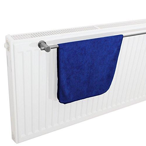 Handtuchhalter aus Edelstahl mit Magnethalterung in 7 Längen 40 – 100cm (40cm)