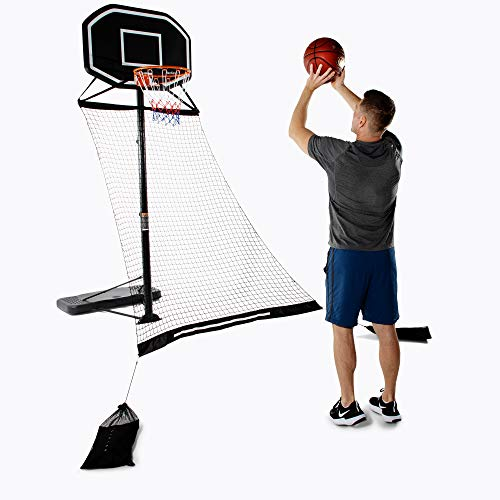 Activise Sport Basketball Return Net- Basketball Return, Basketball Hoop Return, Basketball Return Attachment, Basketball Net Return, Basketball Rebounder