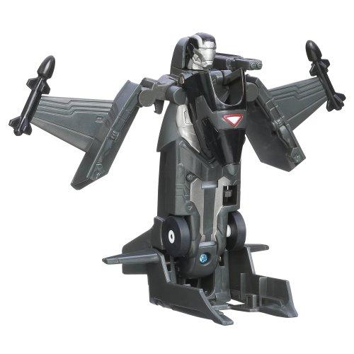 Hasbro Marvel Iron Man 3: War Machine Motorized Battle Charger