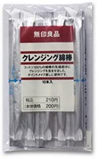 Best muji cleansing cotton buds Reviews