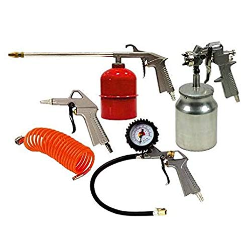 ABAC: Kit de 5  accesorios para compresor