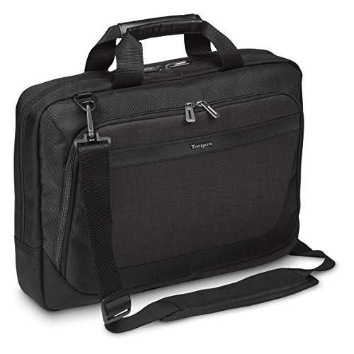 "Targus TBT914EU CitySmart 14,15,15.6"" Slimline Topload Laptop Case – Negro/Gris"