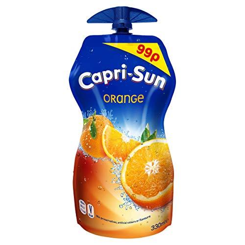 Capri-Sun Orange Sport - 330Ml - 15 stuks