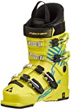 fischer Junior Skischuhe, Gelb, 21.5 Ranger 60 JR Thermoshape-Botas de esquí para niño, Color Amarillo, Unisex niños, 215