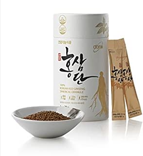 Korean Red Ginseng By Atomy Extract 100 % Ginseng Pill 2 Botlles 1g x60packs