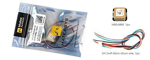 Matek Ublox SAM GPS und Kompass Modul M8Q-5883 INAV