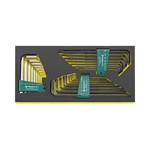 Stahlwille tcs 10760-10771/26 - Juego herramienta taller tcs10760-10771/26(26u)