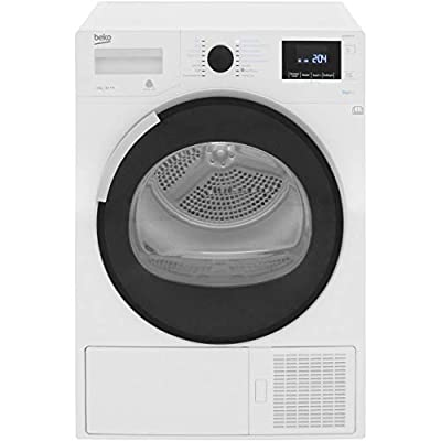 Beko DPHR8PB561W Freestanding A+++ Rated Condenser Tumble Dryer - White