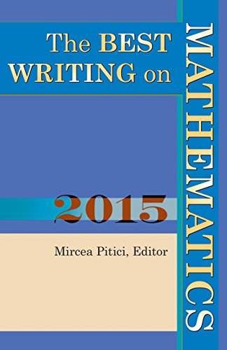 Image of The Best Writing on Mathematics 2015 (The Best Writing on Mathematics, 15)