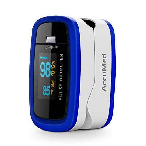41obNV1 w1L. SL500  - AccuMed CMS-50D1 Fingertip Pulse Oximeter