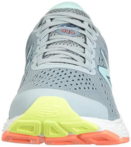 New Balance W680Cp6, Running Shoe Mujer, Azul, 37 EU