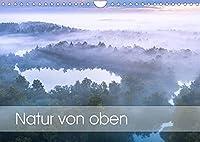 Natur von oben (Wandkalender 2022 DIN A4 quer): Fazinierende Luftaufnahmen von Landschaften aus verschiedenen Teilen Europas (Monatskalender, 14 Seiten )