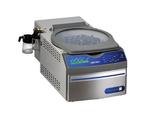 Labconco 7970010 CentriVap DNA Vacuum Concentrator, 115V, 60 Hz