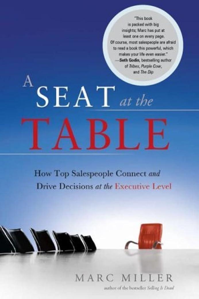 自分自身ラウズタンザニアA Seat at the Table (English Edition)