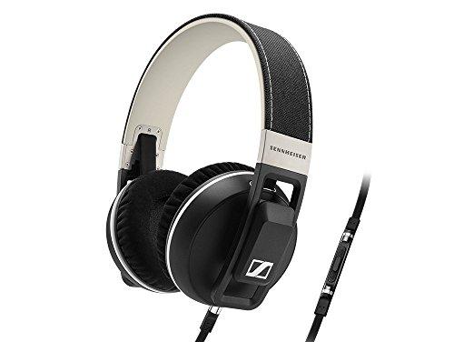 Sennheiser Urbanite XL Over-Ear Kopfhörer (geeignet für iPhone/iPad/iPod) schwarz