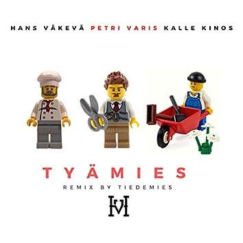 Tyämies (Tiedemies Remix)