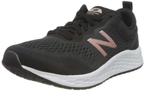New Balance Fresh Foam Arishi v3, Zapatillas Mujer, Negro (Black), 36.5 EU