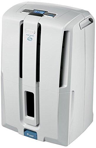 DeLonghi DD45 PE Dehumidifier with Pump