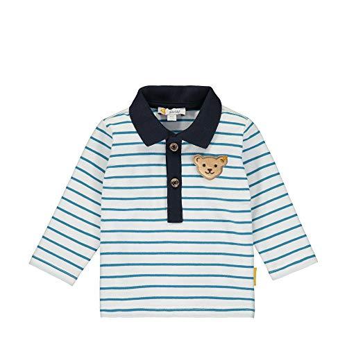 Steiff baby-jongens poloshirt Poloshirt langarm