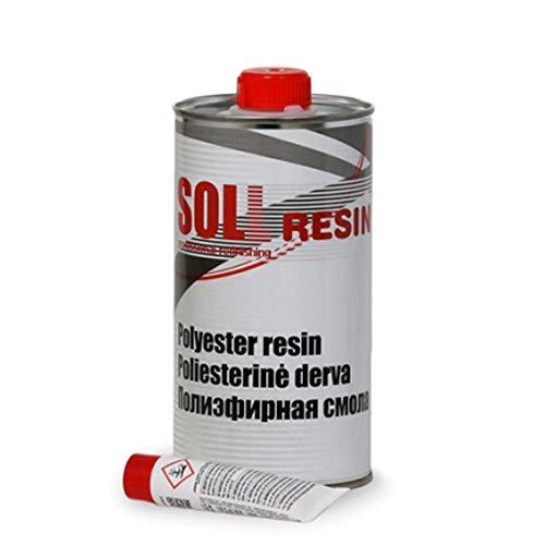 SOLL Résine polyester pour fibre de...