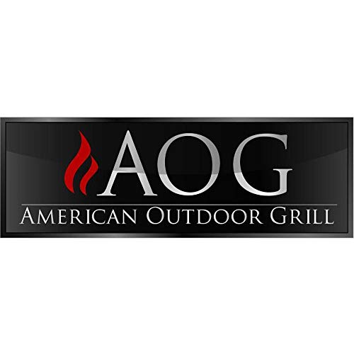 Fantastic Deal! AOG American Outdoor Grill Cover for Double Side Burners - CB2SB-D