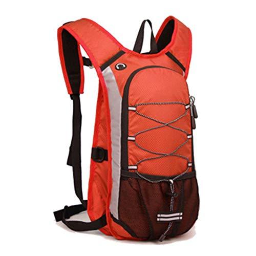 Goodvk Zaini da Trekking Leggero Escursionismo Escursioni in Bicicletta Zaino Arrampicata Alpinista Sport Esterno di Daypack Travel Bag Casual Zaino Impermeabile Elevata Praticità