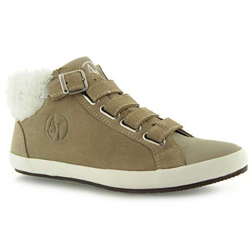 Armani Jeans Damen,Women,Schuhe,Shoes,Sneaker,37EU Winter,Neu,%% UVP 165€ …