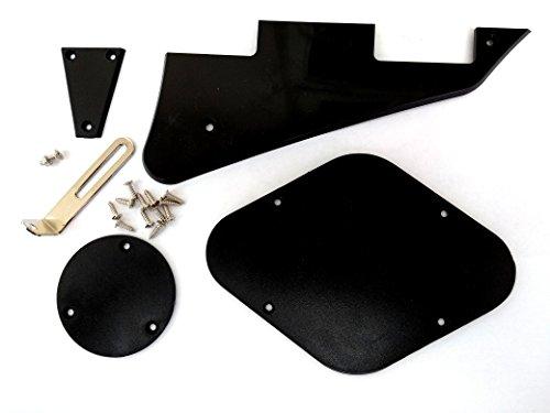 noir Musiclily Pickguard Bracket Vis de montage pour Gibson Les Paul Guitare /électrique Repalcement