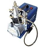 4500PSI 30Mpa PCP Bomba de aire eléctrica de alta presión, compresor de aire de alta presión, 300 bar, 220 V