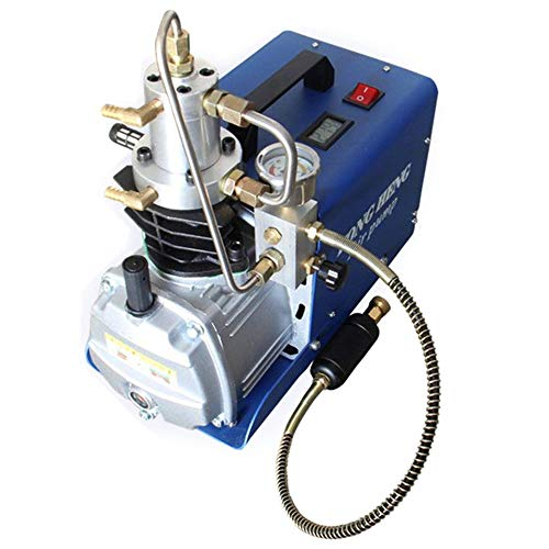 4500PSI 30Mpa PCP Bomba de aire eléctrica de alta presión, compresor de...