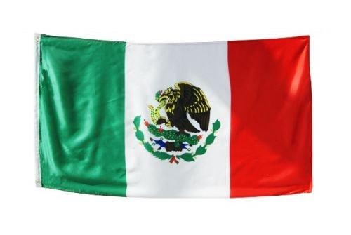 Fahne 90 x 150cm | MEXIKO MEXICO | mit Ösen Flagge Fahne Flaggen Fahnen zum Hissen