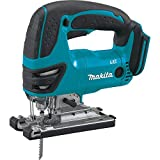 Makita XVJ03Z 18V LXT Lithium-Ion Cordless Jig Saw, Tool Only (Renewed)