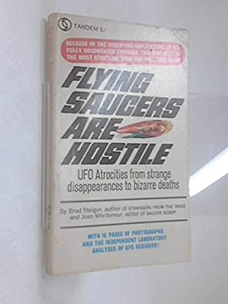 Flying Saucers Are Hostile