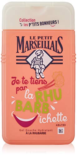 Le Petit Marseillais Duschgel Bonheur Rhabarber 250 ml