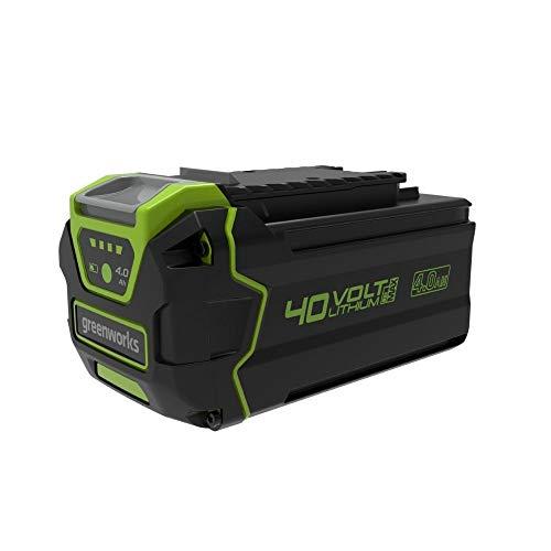Greenworks 40V Batería de 2ª generación G40B4, batería Li-Ion 40V 4Ah recargable...